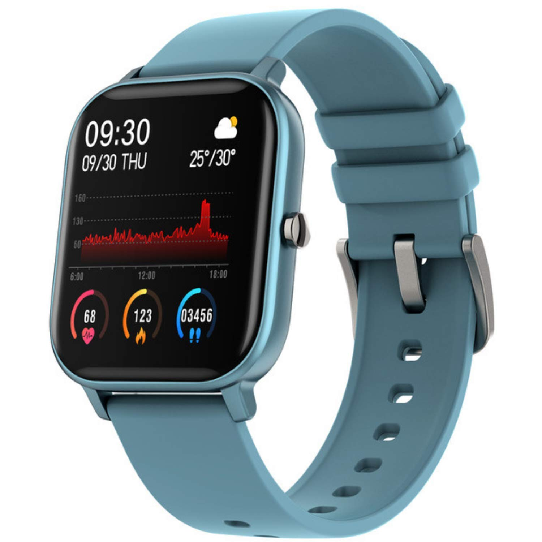 Fire-Boltt BSW001  Smart Watch - Full Touch 1.4 inch (Blue)