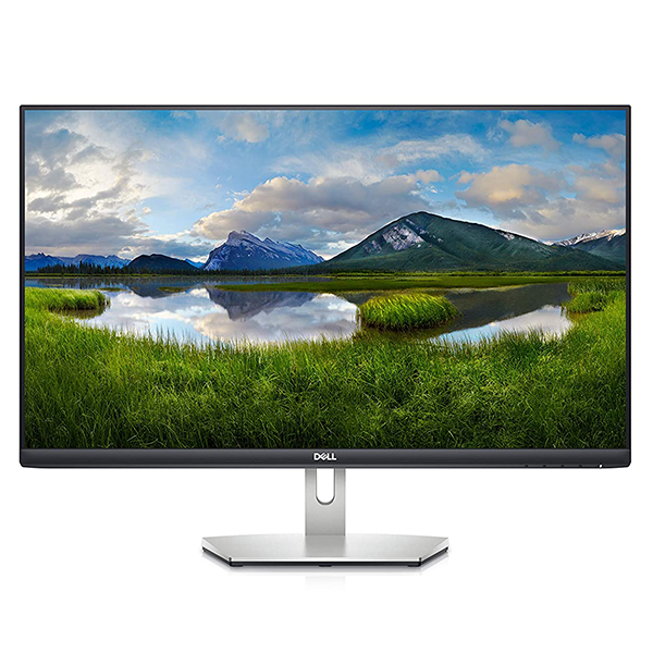 Dell 27 Monitor: S2721HN in-Plane Switching (IPS), AMD Free Sync, Full HD (1080p) 1920 x 1080 at 75 Hz, Built-in Dual HDMI Ports, Three-Sided Ultrathin Bezel.
